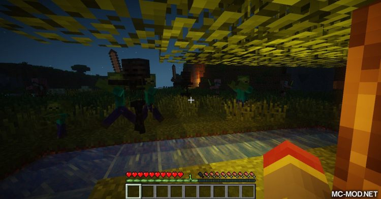 Consecration mod for Minecraft (15)