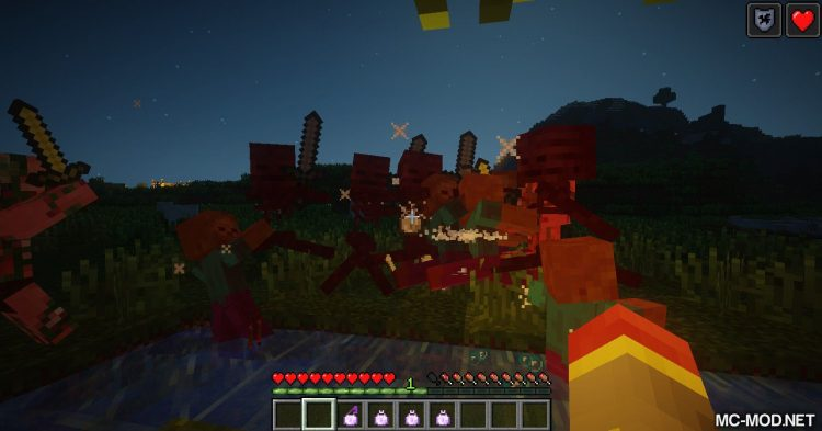 Consecration mod for Minecraft (23)