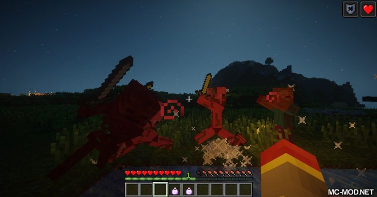 Consecration mod for Minecraft (24)