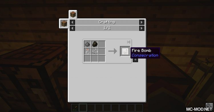 Consecration mod for Minecraft (4)