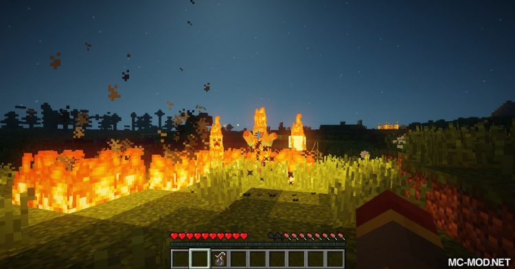 Consecration mod for Minecraft (7)