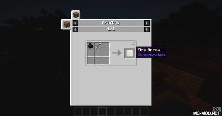 Consecration mod for Minecraft (8)