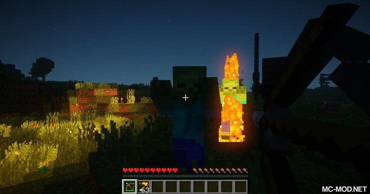 Consecration mod for Minecraft (9)