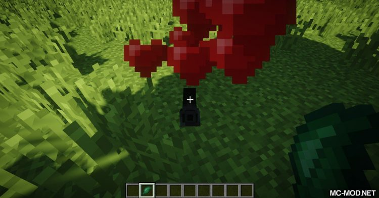 Corvus mod for Minecraft (9)