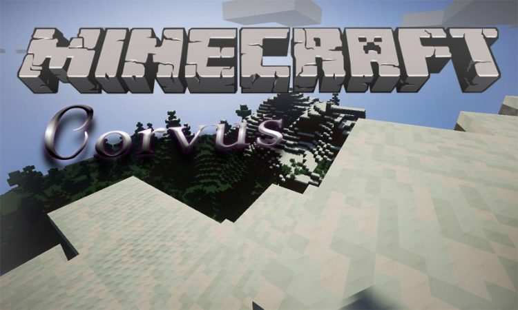 Corvus mod for Minecraft logo
