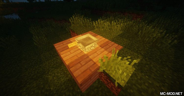 Cuisine mod for Minecraft 11