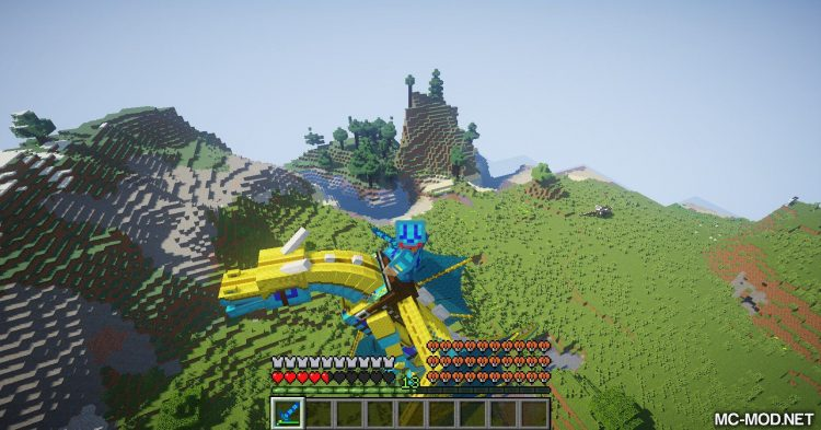 Dragon Mounts 2 mod for Minecraft 09