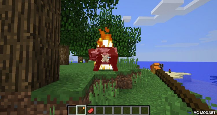 Elder Arsenal mod for minecraft 08