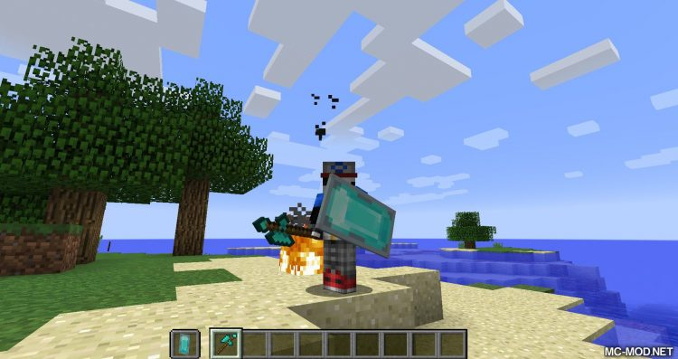 Elder Arsenal mod for minecraft 12