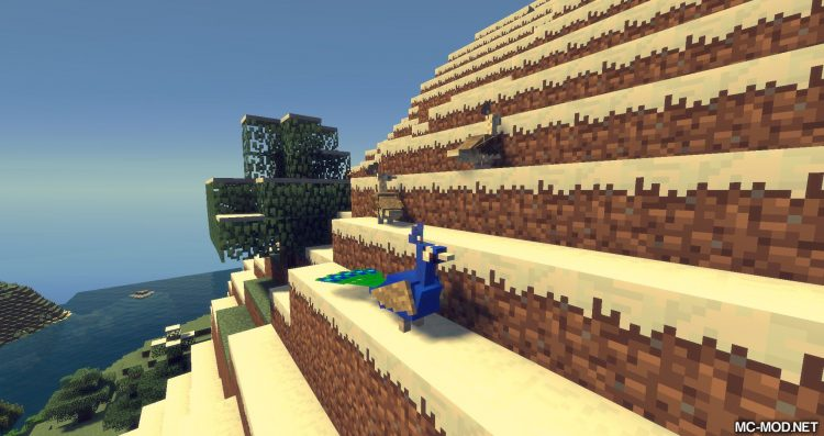 Exotic Birds mod for minecraft 13