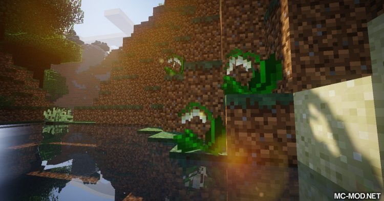 Ferdinand_s Flowers mod for Minecraft 07