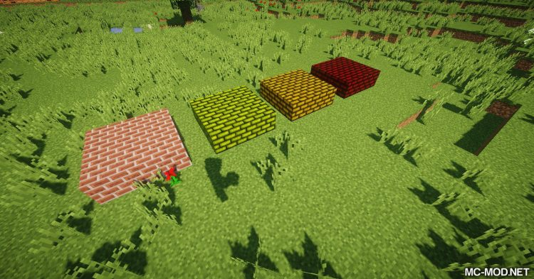 Ferdinand_s Flowers mod for Minecraft 11