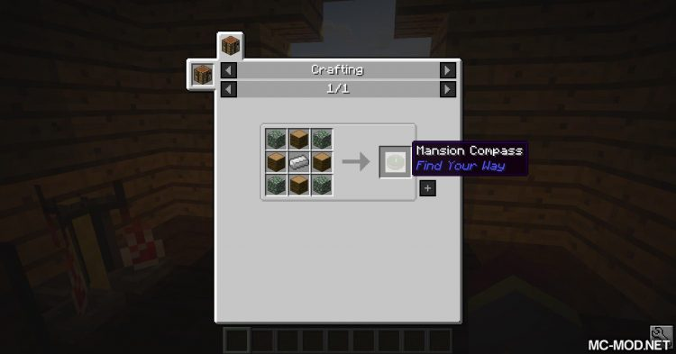 Find Your Way mod for Minecraft (4)