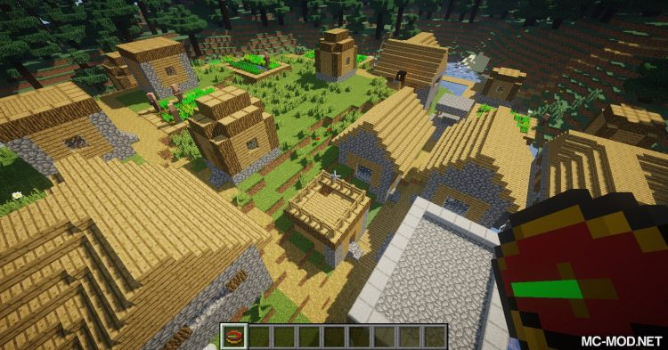 Find Your Way mod for Minecraft (9)