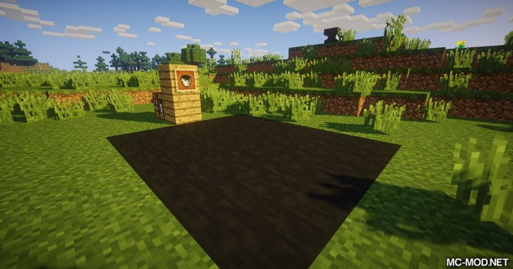 Flowing Blocks mod for Minecraft 12