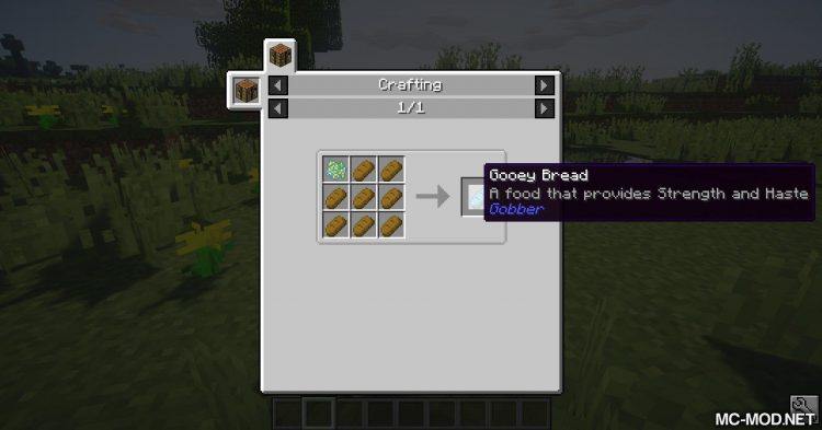 Gobber mod for Minecraft 15