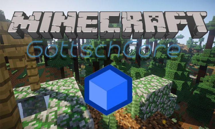 GottschCore mod for Minecraft logo