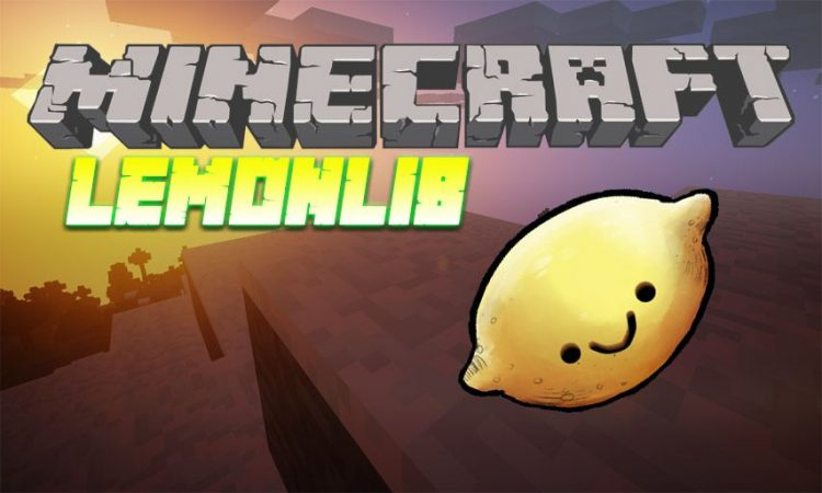 LemonLib mod for Minecraft logo