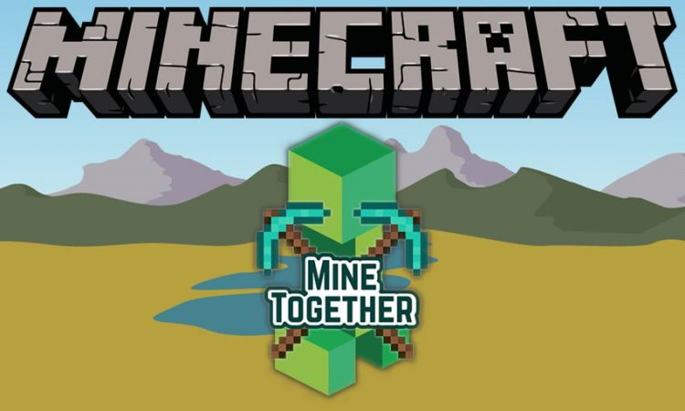 MineTogether mod for minecraft logo