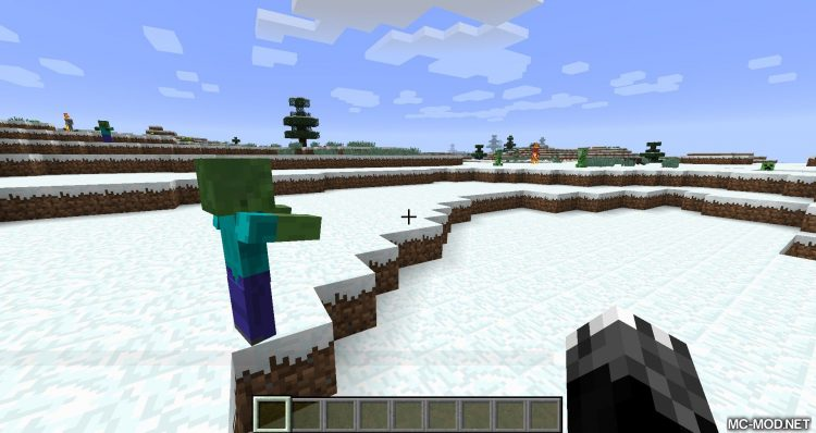 Mob Sunscreen mod for minecraft 06