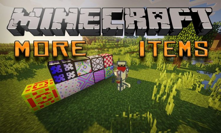 More Useful Items mod for Minecraft logo