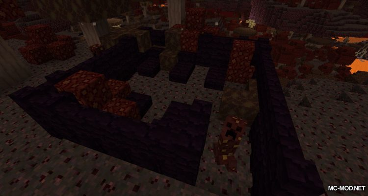 NetherEX mod for minecraft 04