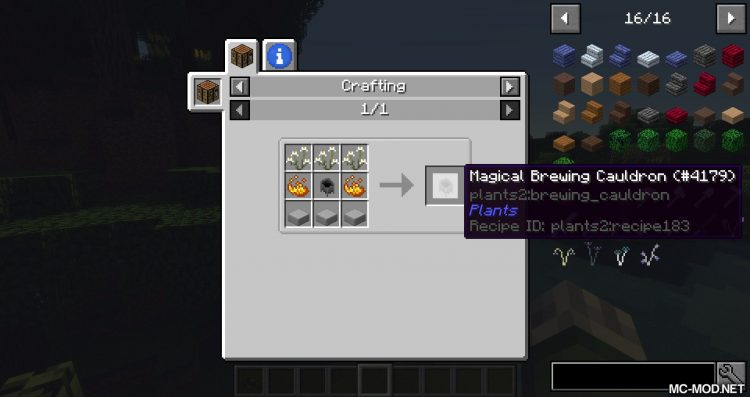 Placebo mod for minecraft 04