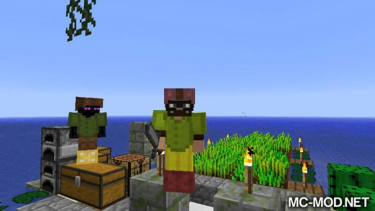 Player Revive mod for minecraft 04