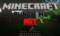 Punch Me Not mod for Minecraft logo
