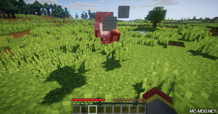 Punch Wool Off Sheep mod for Minecraft (3)