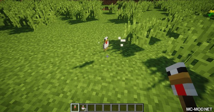 Roost mod for Minecraft 02