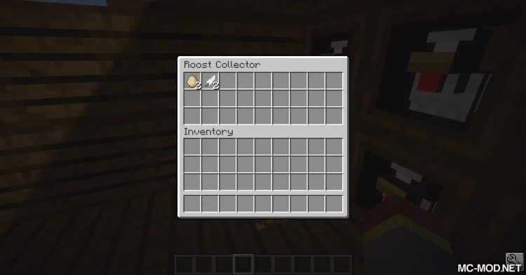 Roost mod for Minecraft 07
