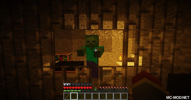 Silence Mobs mod for Minecraft (10)