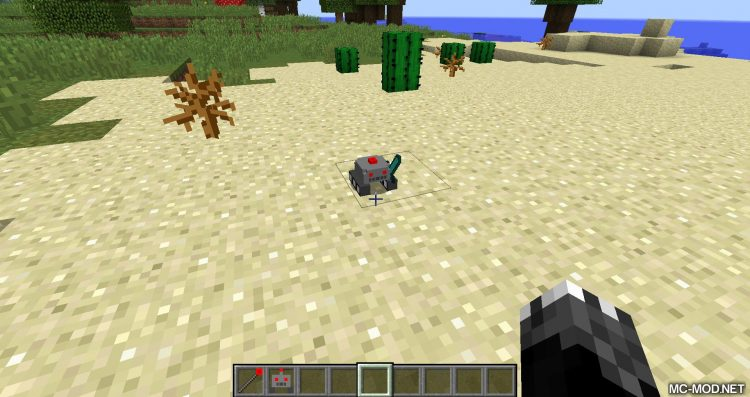 Suppergerrie2s Drone Mod for minecraft 03
