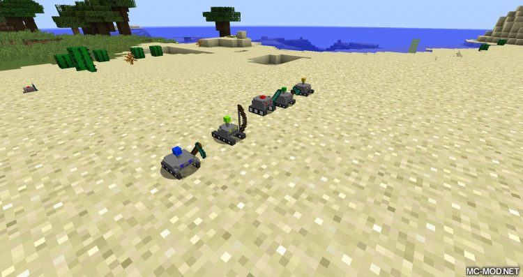 Suppergerrie2s Drone Mod for minecraft 04