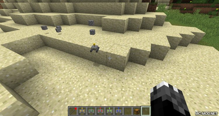 Suppergerrie2s Drone Mod for minecraft 05