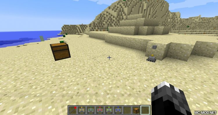 Suppergerrie2s Drone Mod for minecraft 06