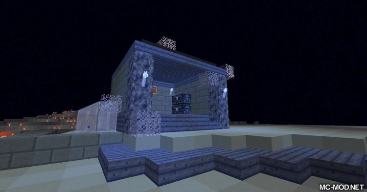 The Frostrealm mod for Minecraft (17)