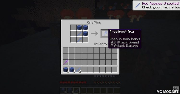 The Frostrealm mod for Minecraft (5)