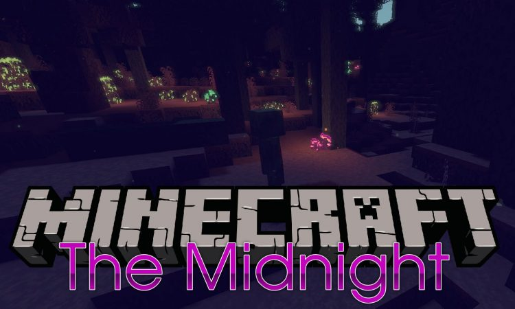 The Midnight mod for minecraft logo