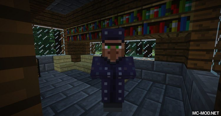 Totem Expansion mod for Minecraft (1)
