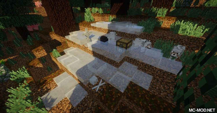 Treasure2! mod for Minecraft (5)