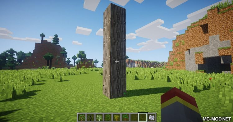 Trees of Stages mod for Minecraft (1)