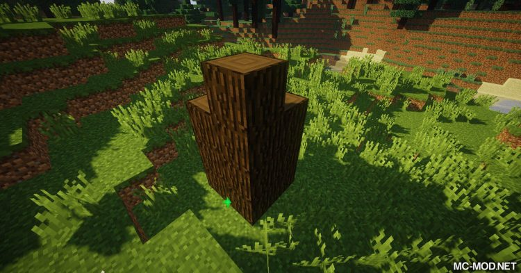 Trees of Stages mod for Minecraft (6)