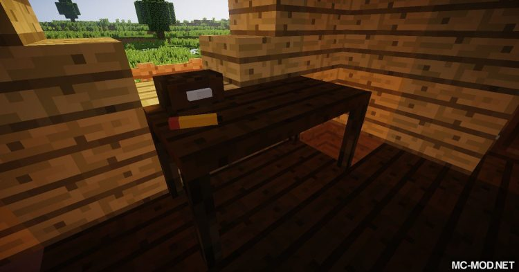 Useful Interior mod for Minecraft 07