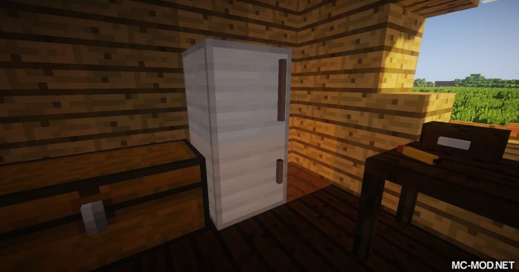 Useful Interior mod for Minecraft 08