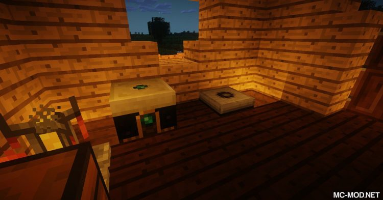 Warp Book mod for Minecraft 13