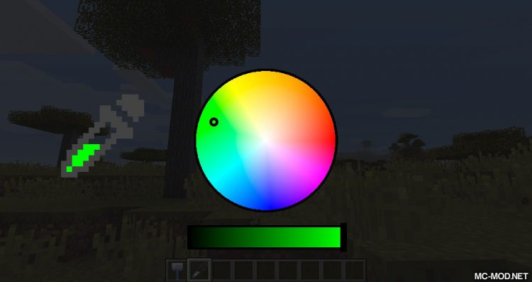World Paint mod for minecraft 03