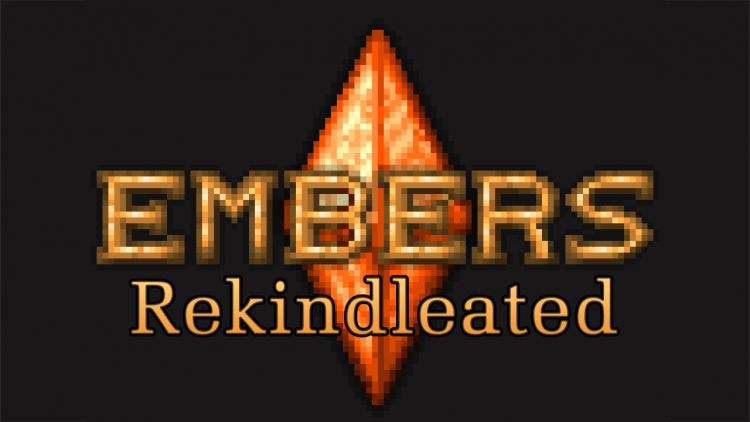 embers rekindleated mod for minecraft logo