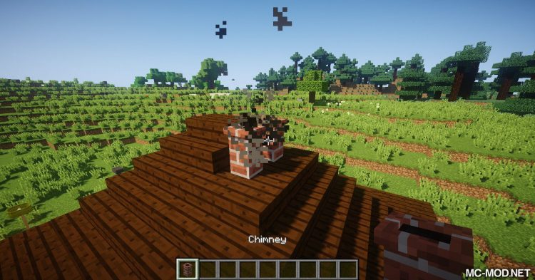 BDM mod for Minecraft (13)